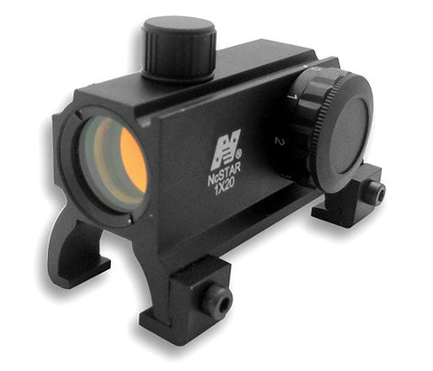 NcStar Red Dot Sight with MP5 Integrated Mount