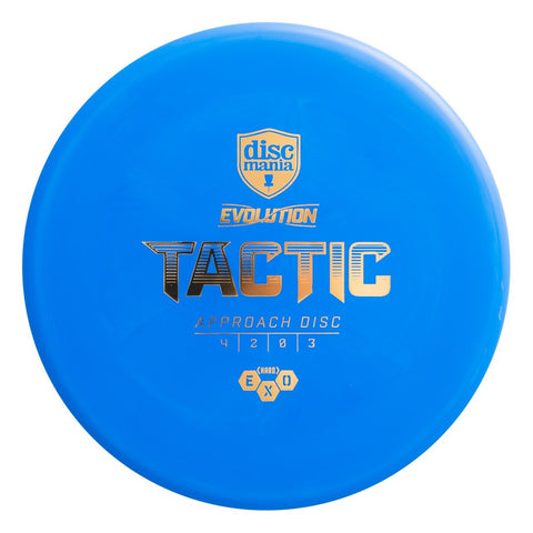 Discmania Hard Exo Tactic - Blue - Discmania
