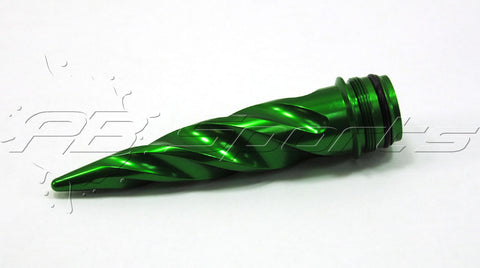 Twisted Paintball Products Angel Volumizer - Green - Angel Paintball Sports