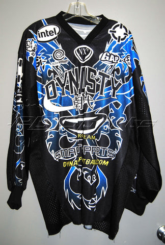 Used JT Dynasty Paintball Jersey