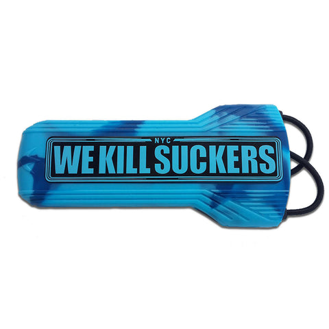 Bunker Kings Evalast Barrel Cover - WKS Cyan