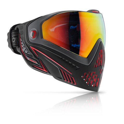 Dye i5 Thermal Goggle - Fire Black/Red