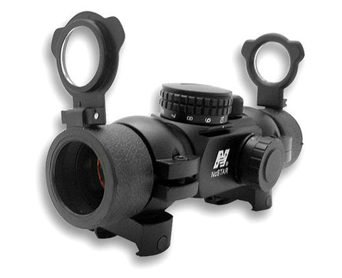NcStar DTB4 T-STYLE 1x30 RED DOT Sight With 4 Different Reticals - NC Star