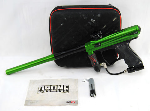 Used Macdev Drone - Green / Black
