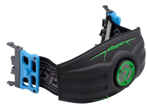 Dye i5 GSR Goggle Replacement Strap - Lime - DYE