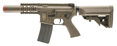 Elite Force Airsoft M4 CQC AEG - FDE - Elite Force