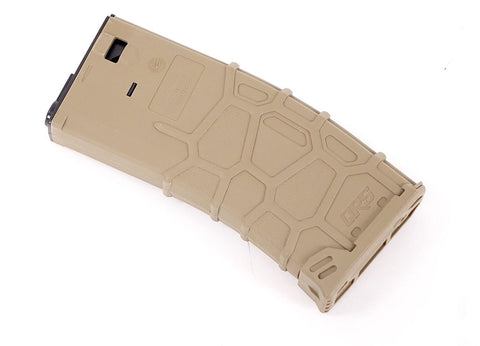 Elite Force VFC QRS Mid Cap 120rd M4 Magazine - Tan