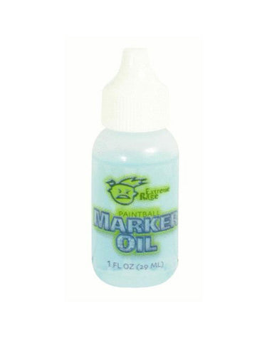 Extreme Rage Paintball Marker Oil - 1oz