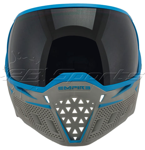 Empire EVS Enhanced Vision System Goggle - Grey/Cyan - Empire