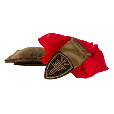 Elite Force Airsoft Molle Dead Rag - Red/Tan - Elite Force
