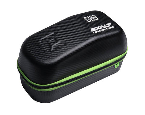 Exalt Carbon Loader Case - Black/Lime - Exalt