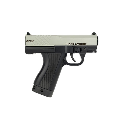 First Strike FSC (First Strike Compact) Paintball Pistol Silver/Black - 1 of 250 - First Strike
