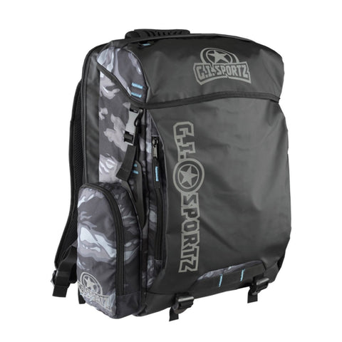 GI Sportz HIKR 2.0 Backpack Tiger Black