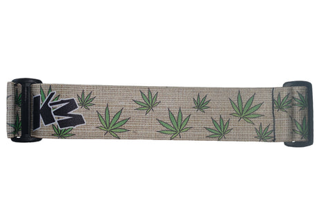 KM Paintball Strap - Ganja Hemp - Green