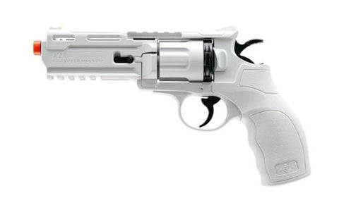 Elite Force Limited Edition H8R Gen II CO2 Revolver Airsoft Pistol - (Space Force) White / Black - Elite Force