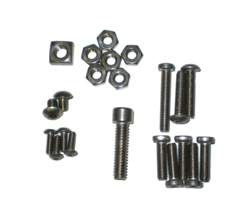 Lapco Tippmann Model 98 Hardware Kit (Stainless Steel)