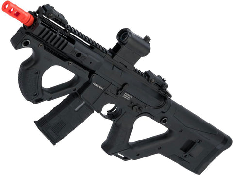 ICS ASG Hera Arms Licensed CQR M4 Airsoft AEG - Black - Evike