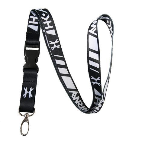 HK Army Lanyard - Black