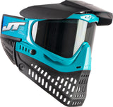 JT Spectra Proflex LE Team Series Goggle - X-Factor Teal/Black - Smoke Thermal Lens - JT