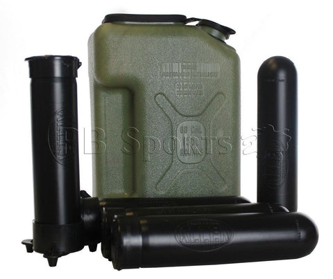APP Paintball Jerry Can w/ 5 Pods and Stand