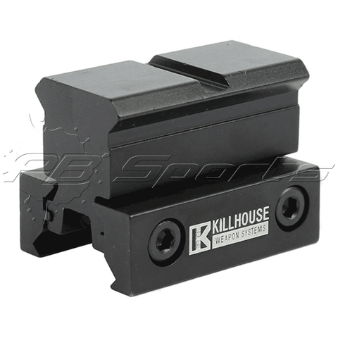 Killhouse K1/HD Mini Riser for Micro Rail Mount Red Dot Optic