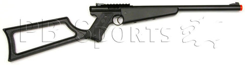 KJW MKI Gas Powered Non-Blowback Airsoft Carbine Rifle - Valken