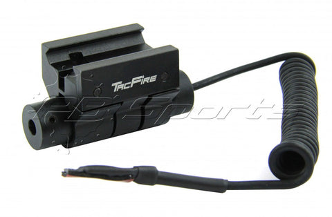 TACFIRE Laser Sight with Pressure Switch