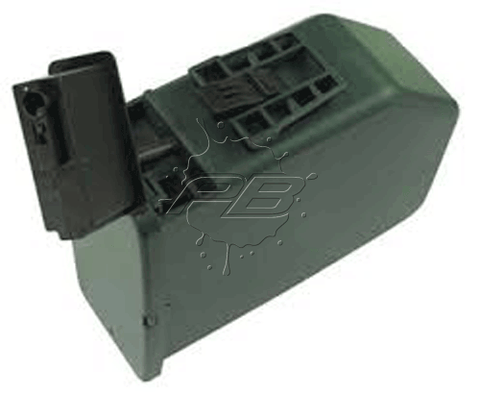 Classic Army CA Manual Control Airsoft Box Magazine for M249 SAW AEG