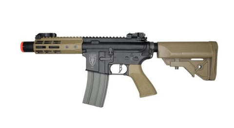 Elite Force M4 CQC - Black/FDE - Elite Force