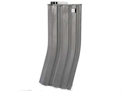 Matrix Metal 120rd Mid-Cap Magazine for M4 / M16 Series Airsoft AEG Rifles - Evike