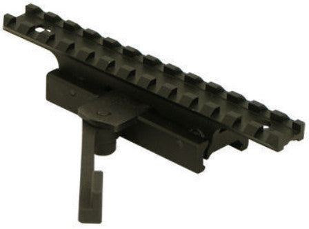 NcStar AR Riser with Quick Release Weaver Mount