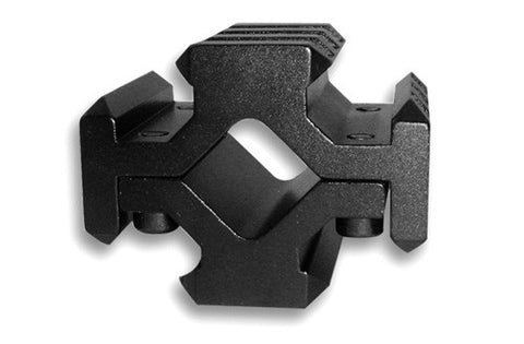 Universal Barrel Quad Weaver Base Mount - NC Star