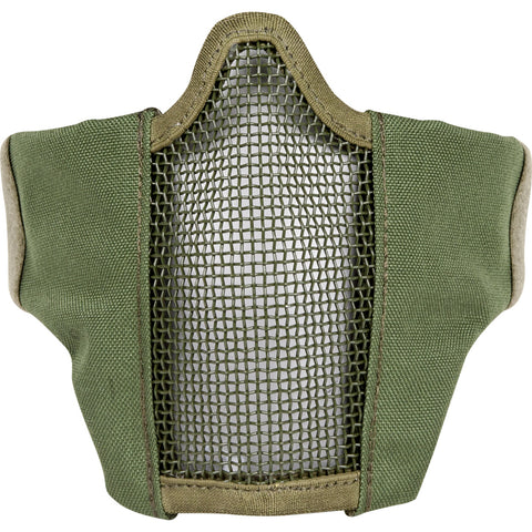 Valken Tactical Tango Wire Mesh Airsoft Mask - Olive - Valken Paintball