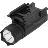 NC Star Pistol and Rifle LED Flashlight with QD Mounts - NC Star