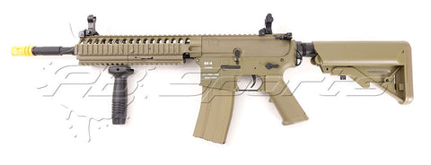Classic Army NF001P-DE M4 RIS EC2 Skirmish Nylon Fiber AEG - Dark Earth
