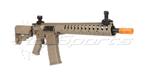 Classic Army NF006P-DE Airsoft M4 Delta 12 Skirmish Nylon Fiber Dark Earth AEG