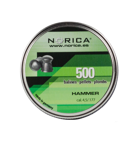 Norica Hammer 0.177 Airgun Pellets