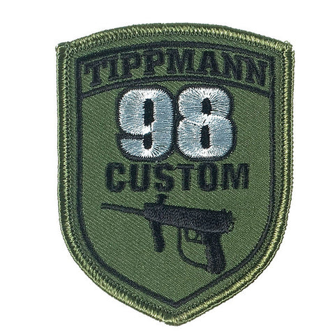 Tippmann Custom 98 Velcro Patch