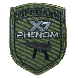 Tippmann X-7 Phenom Velcro Patch - Tippmann Sports