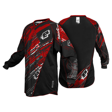 Planet Eclipse Rain Jersey - Fire - Extra Small