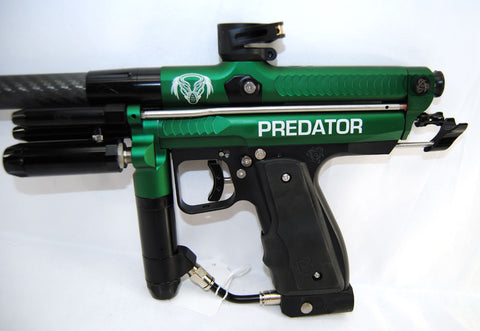 Used Inception Designs Mini Predator Autococker - Inception Designs