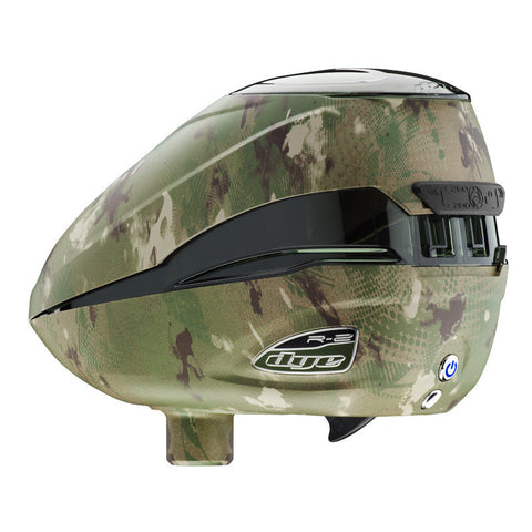 DYE Rotor R2 Paintball Loader - DyeCam Camo - DYE
