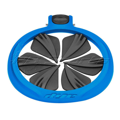 Dye Paintball Rotor R2 Quick Feed - Cyan - DYE