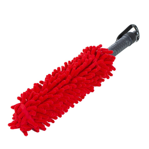 HK Army Paintball Mist Pod Swab / Squeegee - Red - HK Army