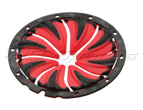 Dye Paintball Rotor Quick Feed - RED