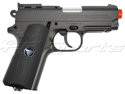 Team SD 1911 Compact Non-Blowback Pistol - Team SD