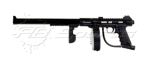 Air-Ordnance SMG 22 Basic Belt Fed Pellet Gun - .22 Caliber