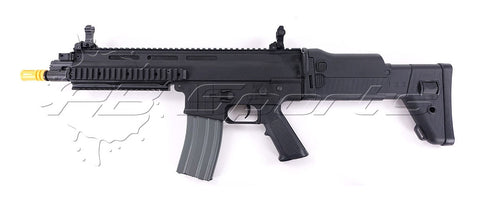 Classic Army SP102P Airsoft ISSC MK22 Commando CQC Skirmish Nylon Fiber AEG