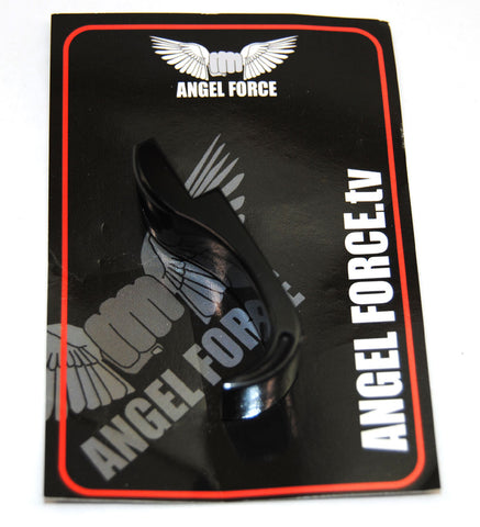 Angel Force Speed Snatch Grip - Black Gloss - Angel Paintball Sports