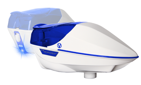 Virtue Spire 200 loader - White/Blue - Virtue
